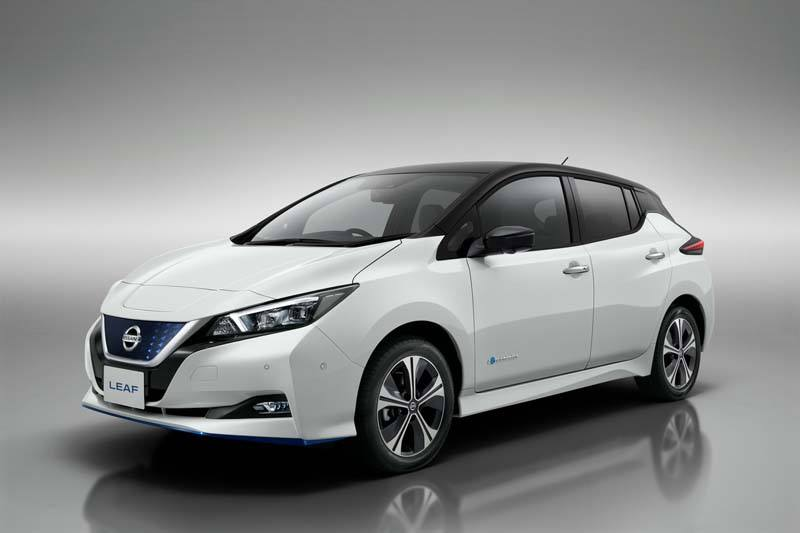 Nissan-Leaf-e+_CES-2019_lateral