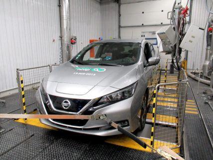 Nissan_LEAF_2019_pruebas-Green-NCAP