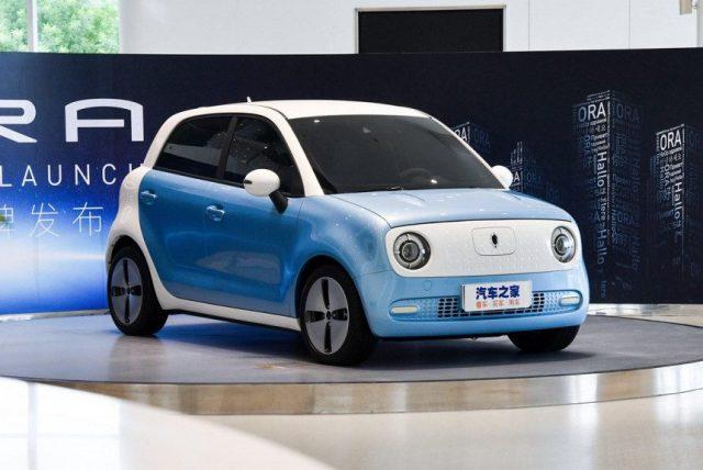 ORA R1, coche eléctrico urbano por menos de 10.000€