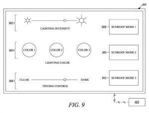Patente-techo-inteligente-tintado-luces-led-tesla_modos