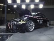 Prueba de seguridad del Tesla Model 3 - Resultado