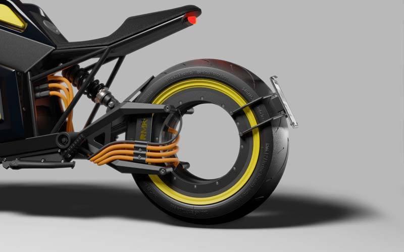 RMK-E2_motocicleta-electrica_motor-rueda-trasera