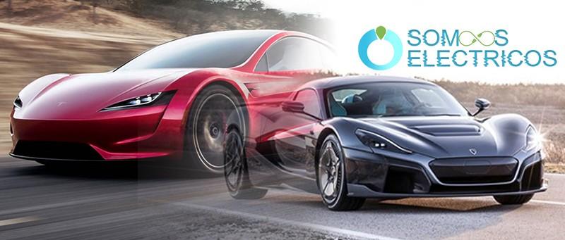 Rimac-VS-Tesla
