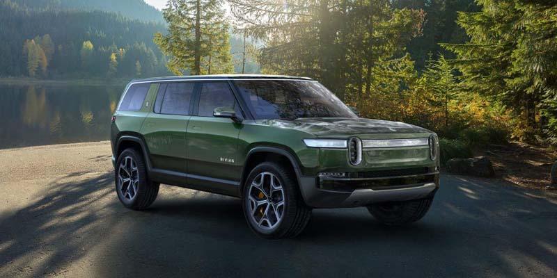 Rivian-SUV-R1S-totalmente-electrico-LA-motor-show