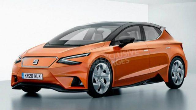 Seat e-born, coche eléctrico