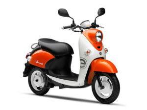 Scooter-electrica-Yamaha-E-Vino