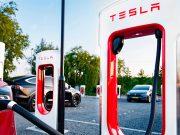 Superchargers de Tesla