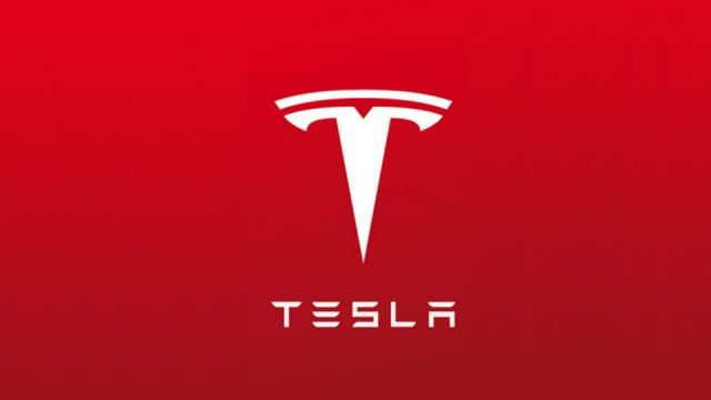 Logotipo de Tesla Motors