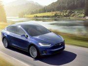 Imagen conceptual del Tesla Model Y