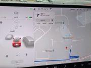 Actualización del visualizador del Tesla
