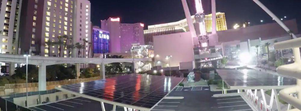 Tesla-supercharger-v3-powerpacks-energia-solar-las-vegas