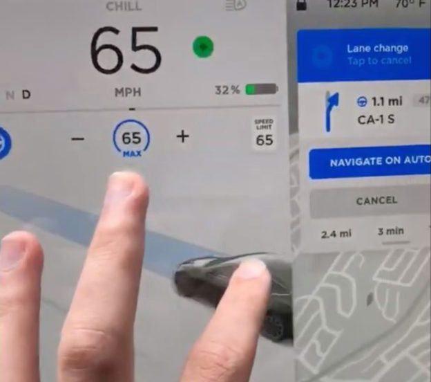 Tesla-version-software-10-mejora-visualizacion-conduccion