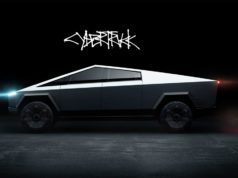 Tesla CyberTruck - Foto de la pickup de Tesla