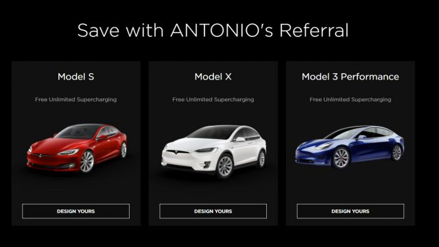 Imagen de las ventajas de comprar un Tesla a través de un código de referido.