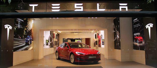 Tienda-Tesla