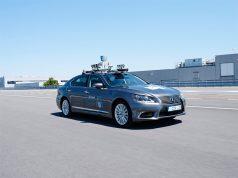 Conducción autónoma de Toyota y Lexus