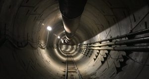 Tunel-Hawthorne