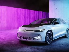 Volkswagen ID5 , foto del concept eléctrico