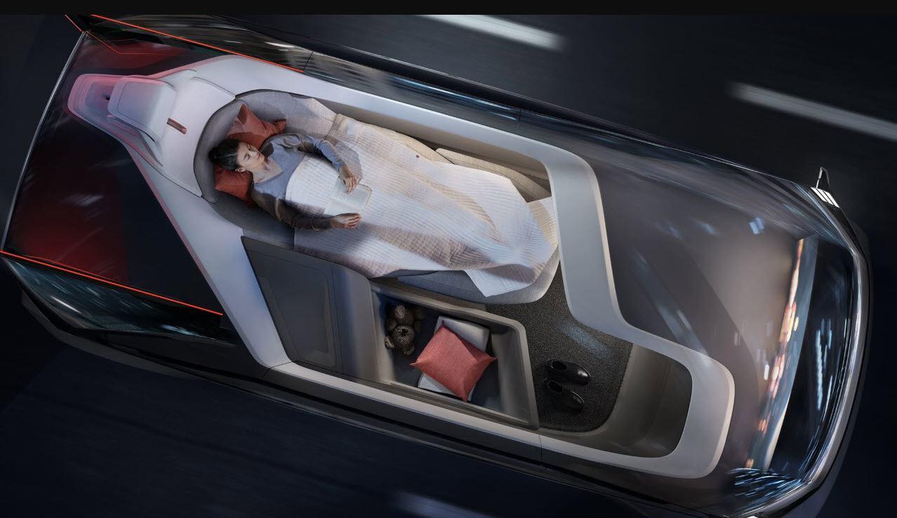 Volvo-360c-Dormir