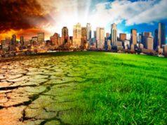Foto sobre las consecuencias del cambio climático