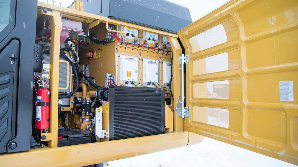caterpillar-excavadora-electrica-veidekke-baterias