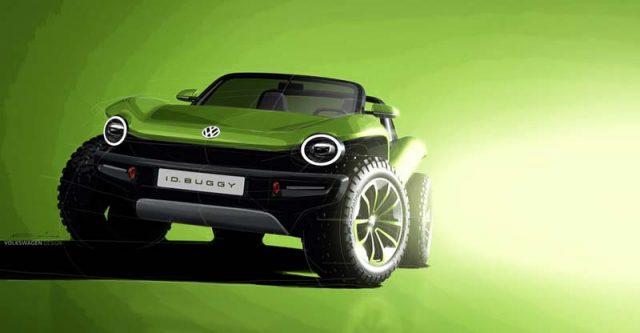 fronta-fondo-verde-volkswagen-id-buggy