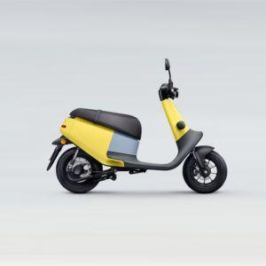gogoro-viva-amarilllo-gris
