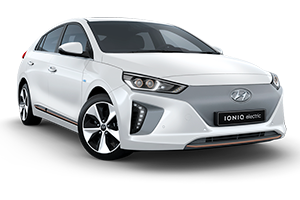 logo de IONIQ Electric