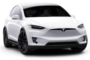 logo de Model X