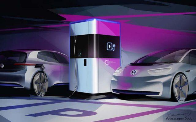 coches-electricos-vw-cargando-puntos-carga-moviles-flexibles