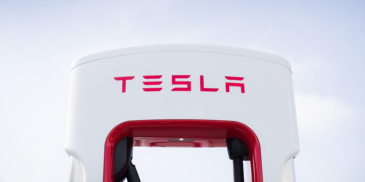 supercharger-tesla-marca