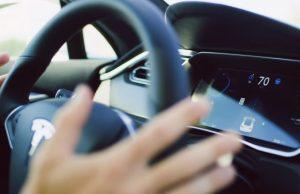 Evento de Tesla del Full Self Driving