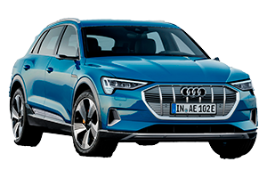 Audi e-tron First Edition