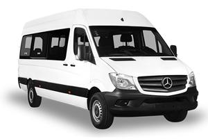 Mercedes-Benz eSprinter 35 kWh