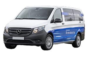 Mercedes-Benz eVito Tourer Version Corta