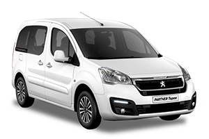 Peugeot Partner Tepee 22,5 kWh