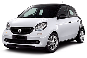 Smart EQ ForFour 17,6 kWh