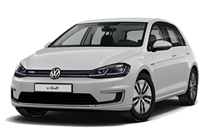 Volkswagen e-Golf 35,8 kWh