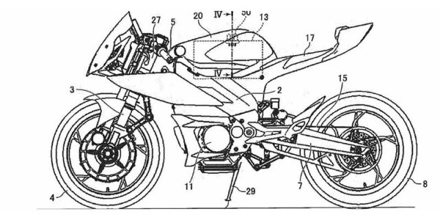 yamaha-PES2-patente-ubicacion-cargador-moto-electrica
