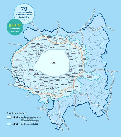 zona-bajas-emisiones-paris